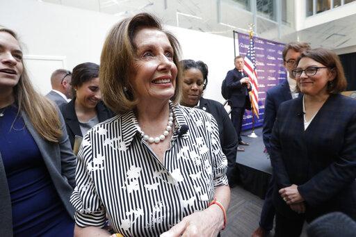 Nancy Pelosi, Suzan DelBene