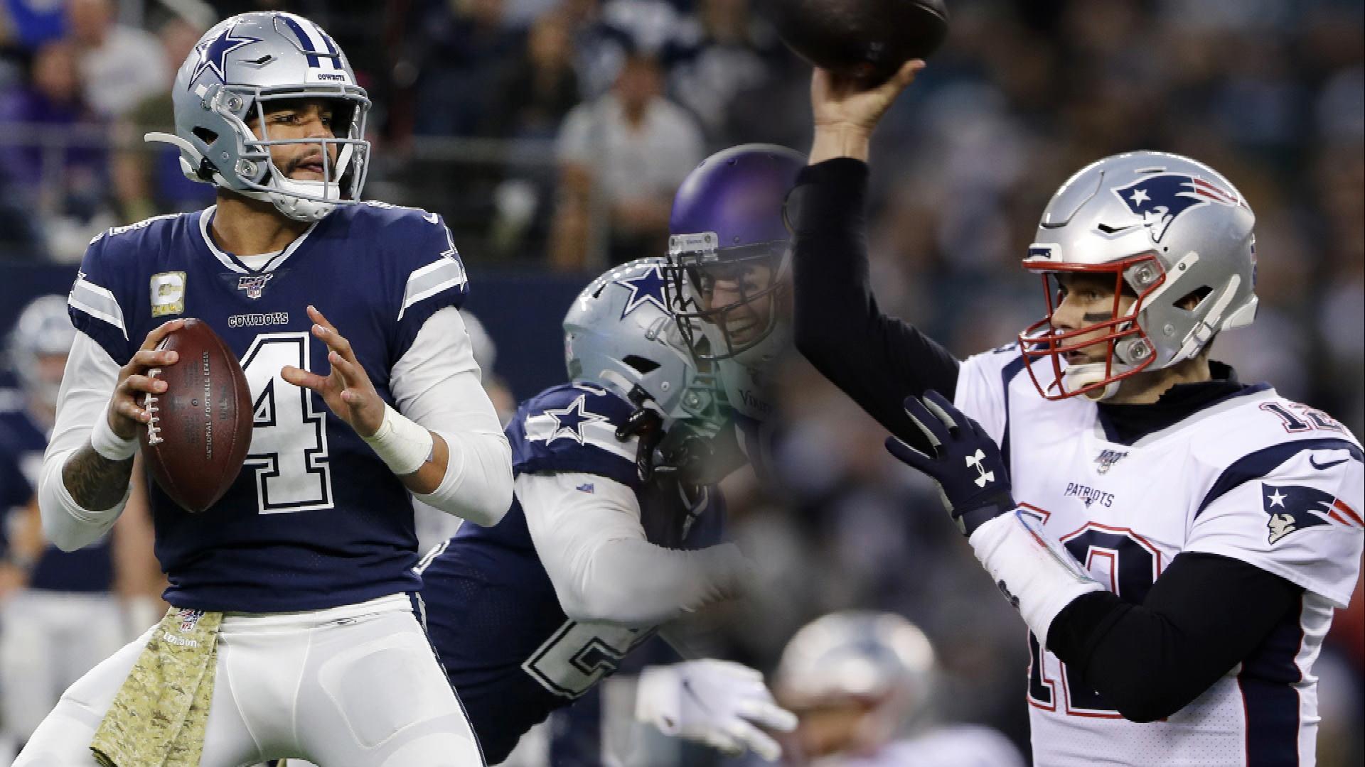 Cowboys Vs Patriots Nfl Week 12 Fantasy Preview Kamr