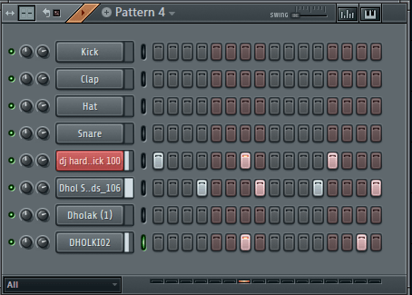 Image result for fl studio dholki patterns