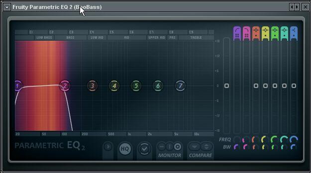 Mix Sub Bass Fl Studio