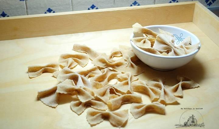 handgjord pasta - matlagningskurs