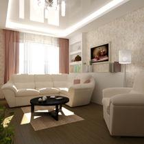 Ваниль и лайм — Интерьеры квартир, домов — MyHome.ru