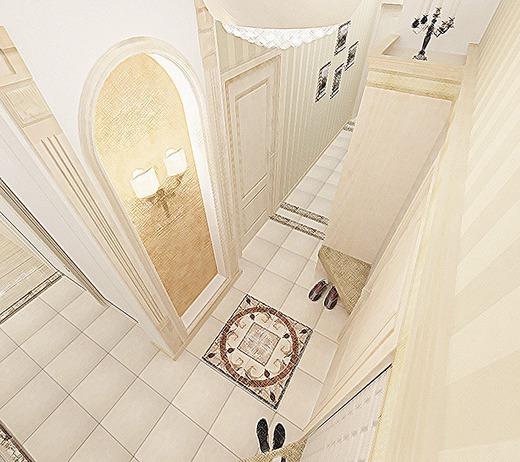 Кухня и прихожая в стиле прованс — Интерьеры квартир ...