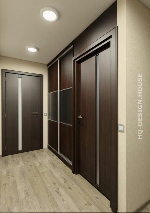 "Дизайн интерьера 2-х комнатной квартиры в ""хрущевке ..."