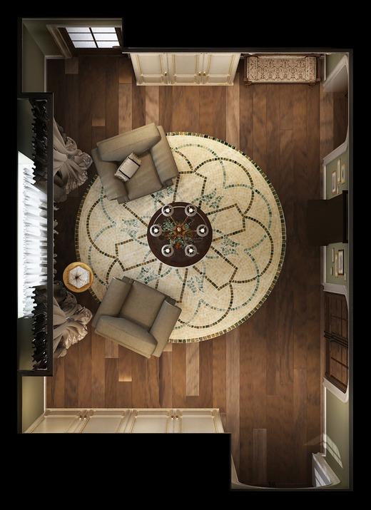 Прихожая в загородном доме — Интерьеры квартир, домов ...