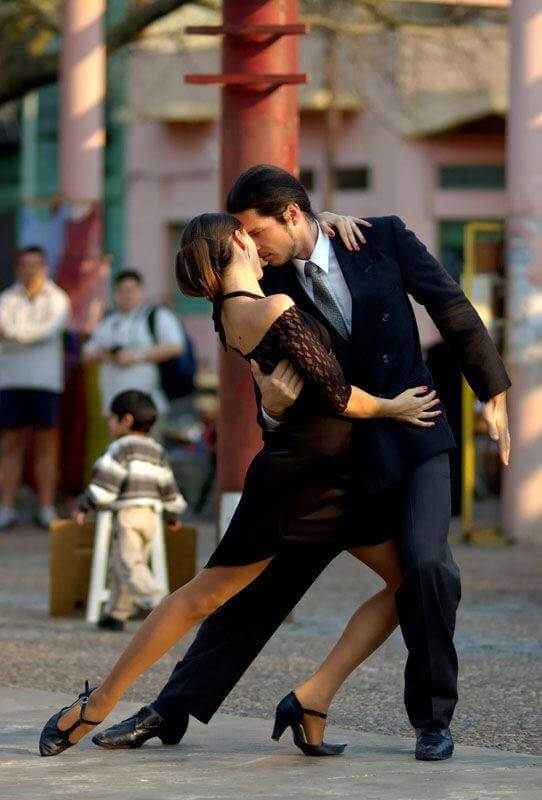 Esquina de tango