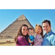 Ammon & family from USA
