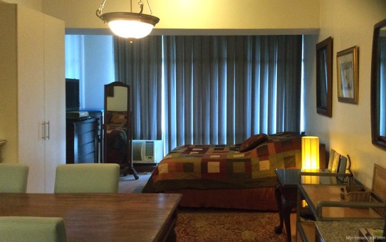 Malayan Plaza Fully-Furnished Studio For Rent in Ortigas Pasig