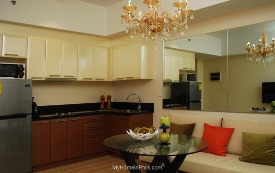 SOLD. The Venice Luxury Residences McKinley Hill Unit