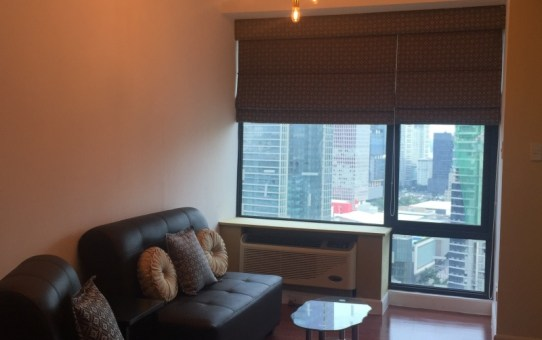 Bellagio Tower Studio for Rent in BGC