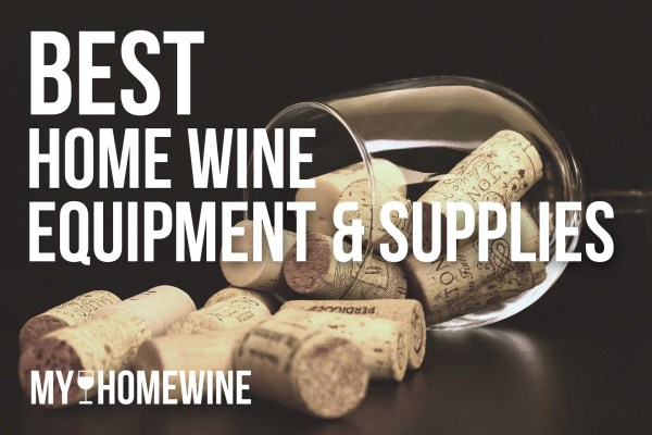 homemade wine making supplies