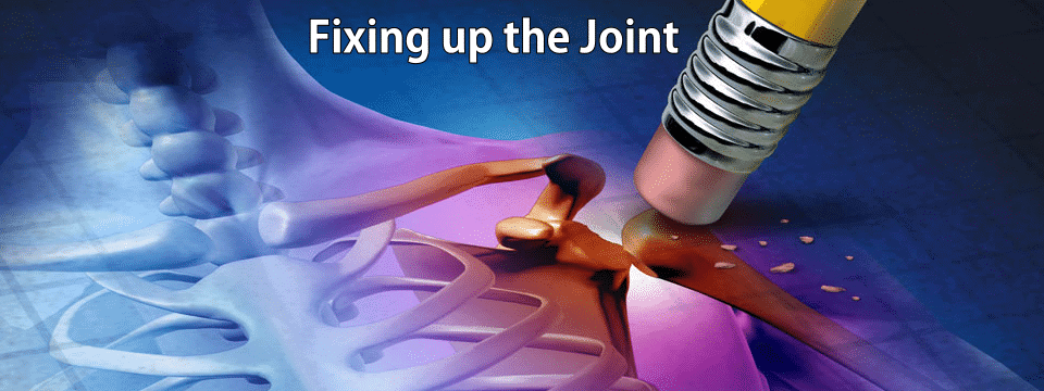 Arthritis: Fixing up the Joint