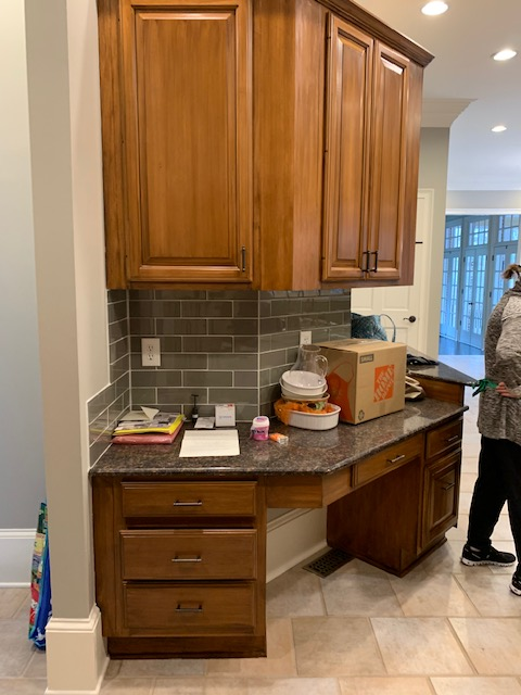 Kitchen cabinets are an important part of a kitchen because they set the style, create a mood, and have functionality. Eagle Painting For Kitchen Cabinet Refinishing Cabinet Refacing Services In Atlanta Ga My Horizon Home