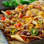 Chili Nachos | Country Girl Gourmet