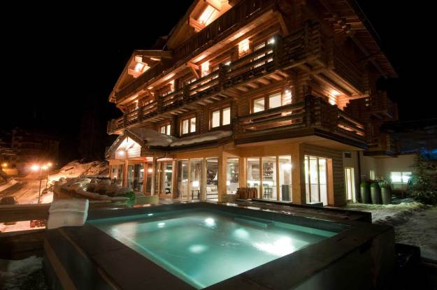 The Lodge  Verbier The Luxury chalet 01