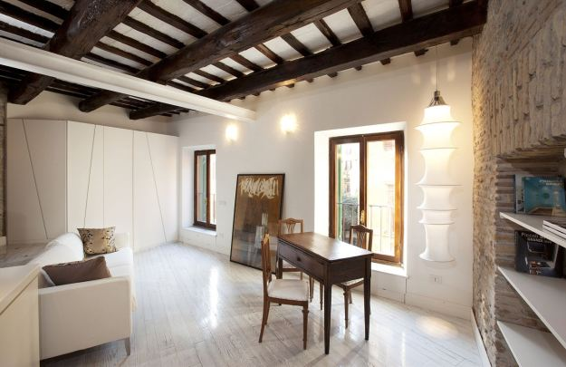 03 small suite in Rome (trastevere), Italy