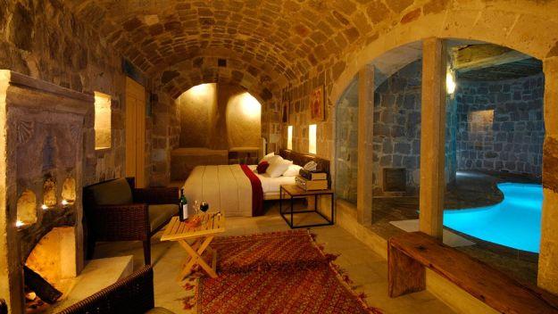 Argos hotel, Cappadocia, Suite- With Indoor Private Pool