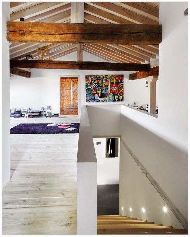 Attic living design