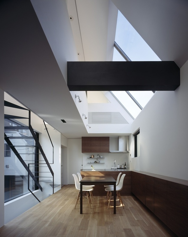 Attic kitchen (2)