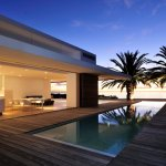 House in Camps Bay by Luis Mira Architect.