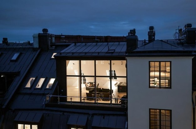 Attic Penthouse in Stockholm 10