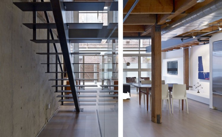 Oriental Warehouse Loft by Edmonds + Lee Architects 09