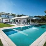 Villa St Tropez.