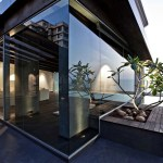 Villa in the sky by Abraham John Architects