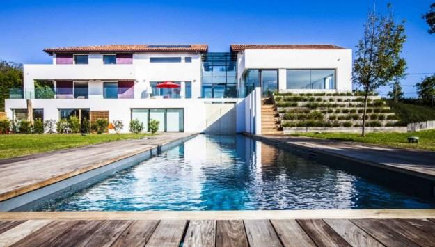 Villa Horizon in Arbonne 01