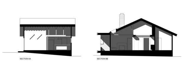 Fenlon House by Martin Fenlon Architecture 13