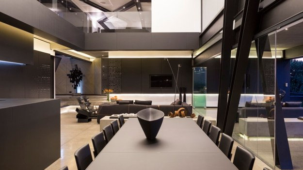 Kloof Road House by Nico van der Meulen Architects 08
