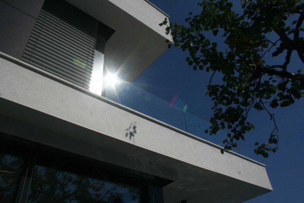 White cube house by ARX Architect Studio Hungary 13