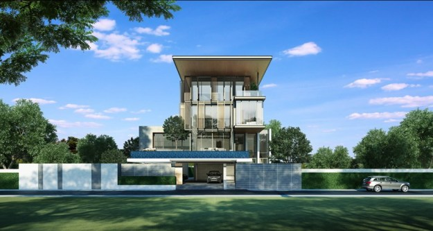 Narathiwat Residence by AAD design 01