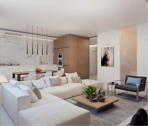 Apartment in Izmailovo by Alexandra Fedorova 01