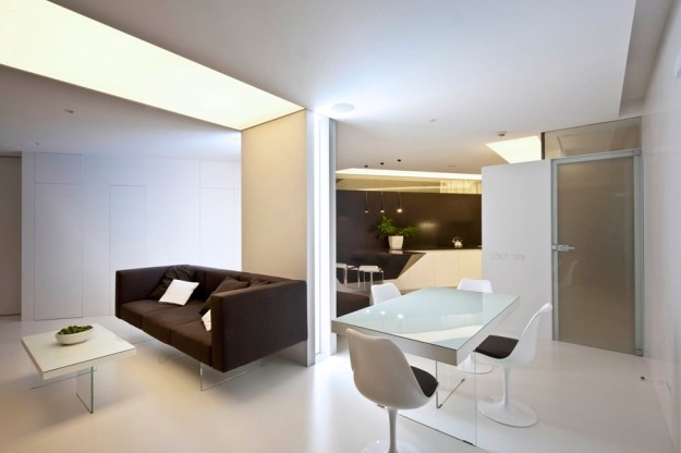 Apartment in Leninsky prospekt by Alexandra Fedorova 01