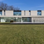House B Hasselt by UAU collectiv