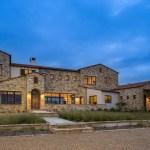 Contemporary Italian Farmhouse by Vanguard Studio Inc.