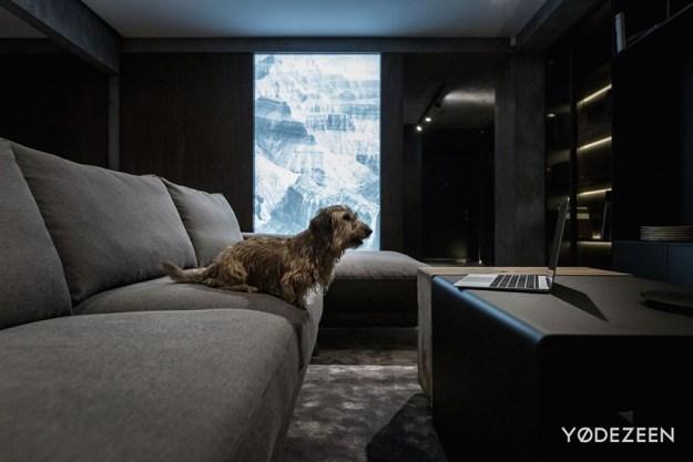 Modern home interior by YoDezeen 06