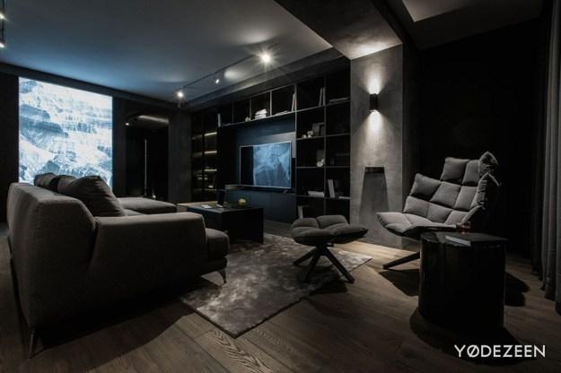 Modern home interior by YoDezeen 07