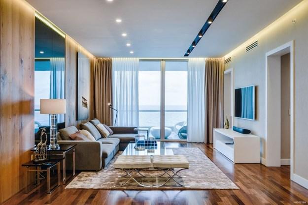 Single family modern apartment by YoDezeen 01