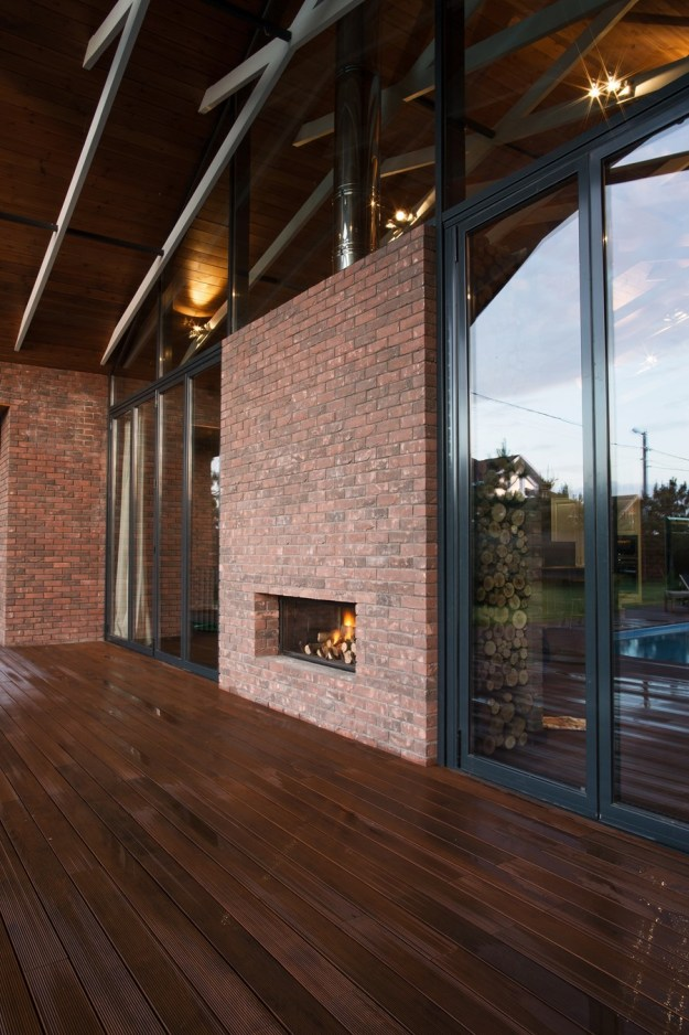 House without borders by architectural studio chado myhouseidea - The house without walls ...