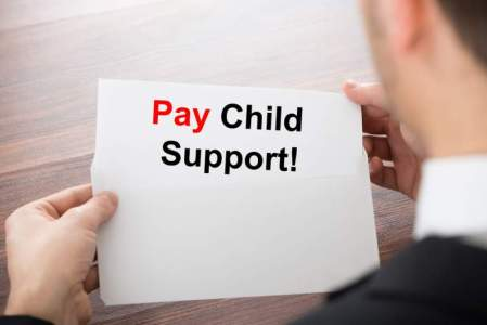 state of texas child support payment laws