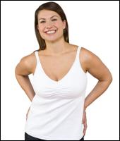 Christine's Virtual Baby Shower and Bravado Nursing Tank Giveaway!