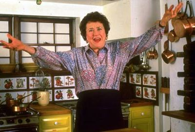 How to be a Rockstar in the Kitchen ala Julia Child!