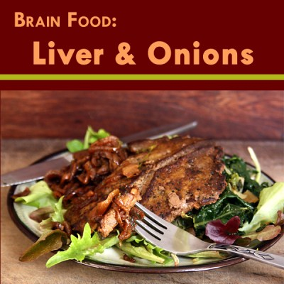 An Odd Bits Recipe: Liver and Onions