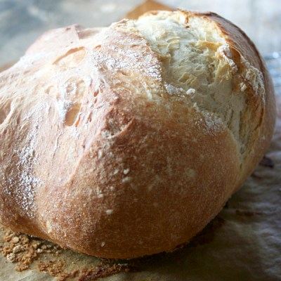 Simple, European Style, Everyday Bread Recipe with Video