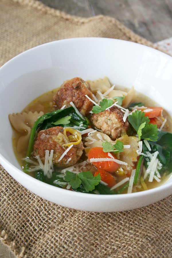 Chicken Spring Soup