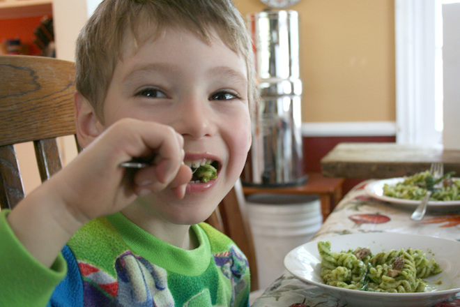 So Your Child Doesn't Like Their Food... Don't Stress it Mama, Here's Why! | myhumblekitchen.com