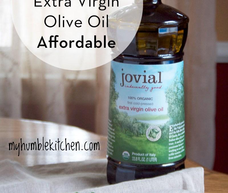 3 Ways to Make Extra Virgin Olive Oil Affordable