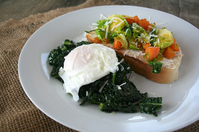 How to Poach an Egg PLUS A Seasonal Tartine Recipe | myhumblekitchen.com